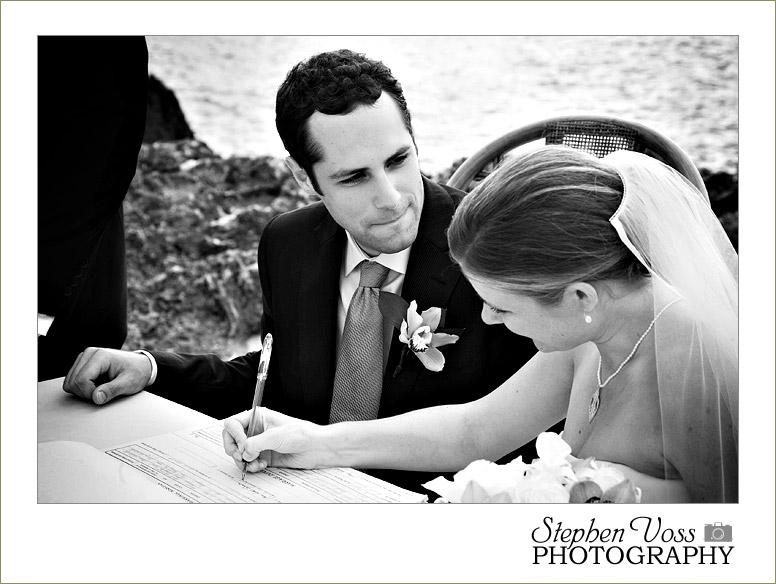 tensing pen wedding