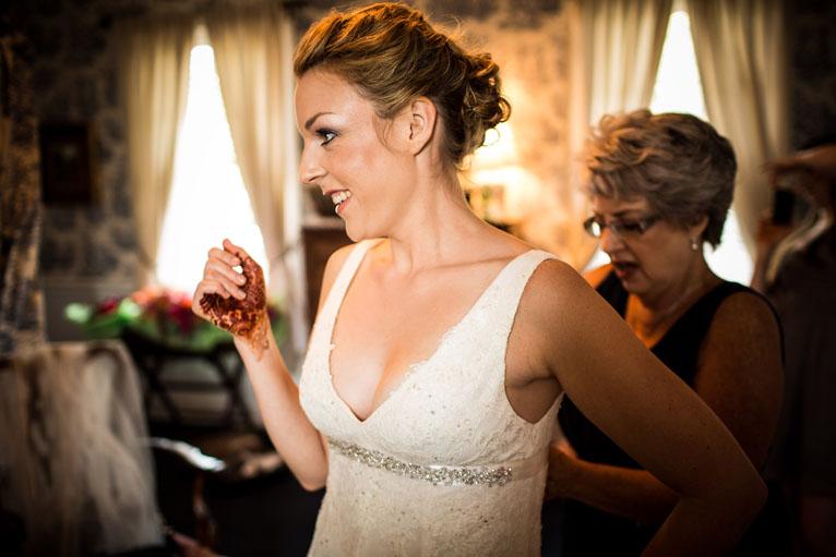 Antrim 1844 Wedding