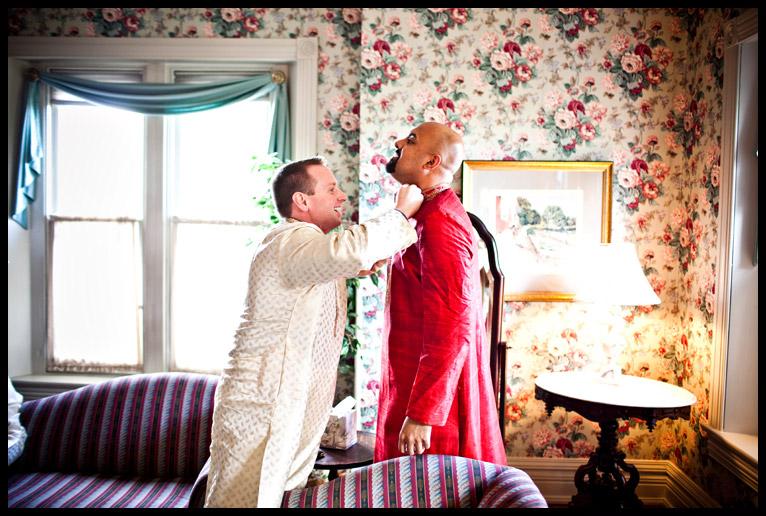 Ceresville Mansion Wedding