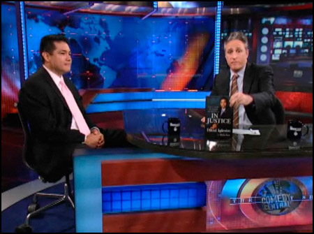 daily show david iglesias