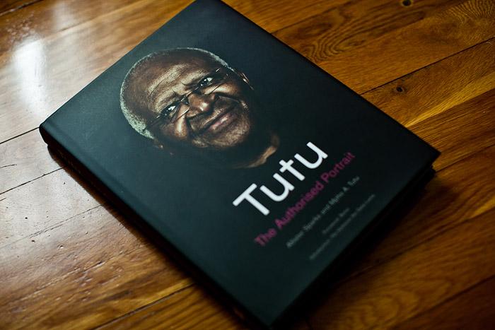 Desmond Tutu book