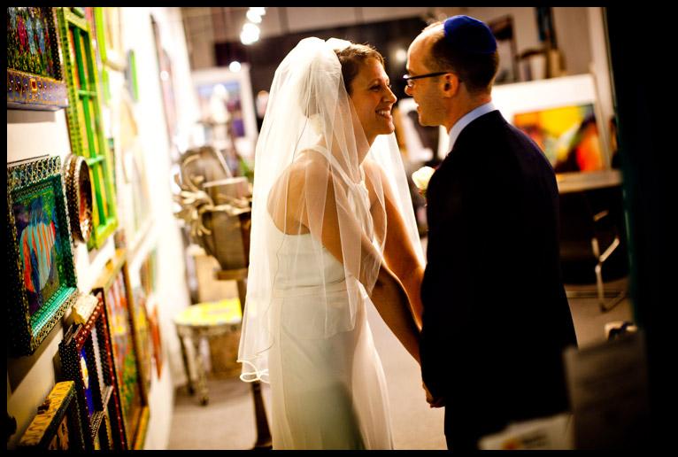 torpedo factory wedding