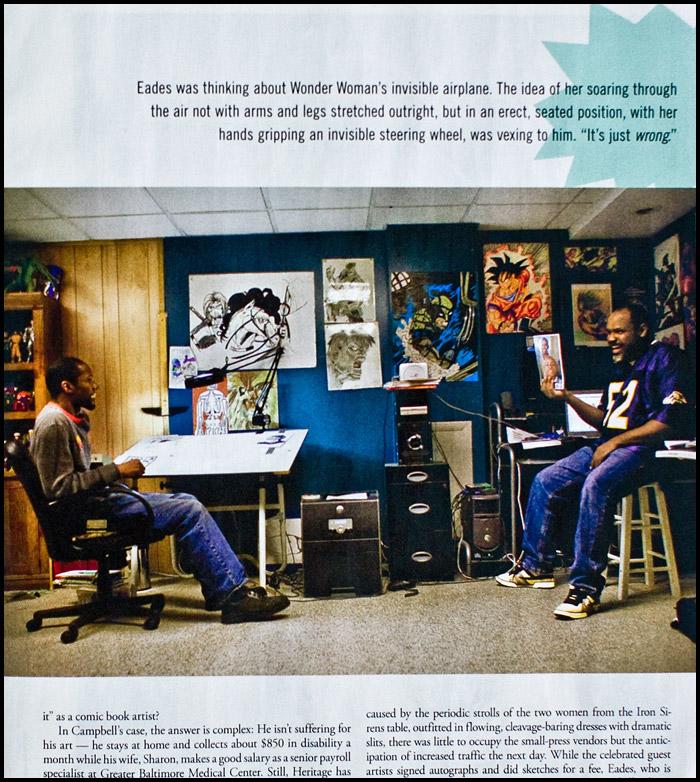 washington post magazine