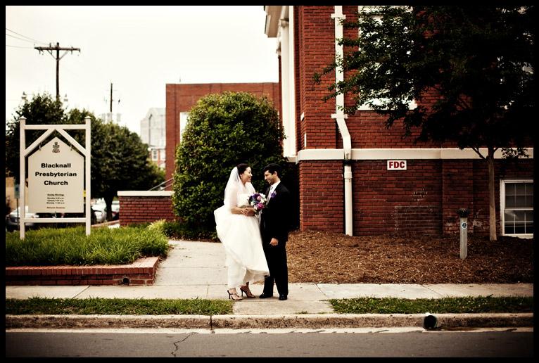 cotton room durham wedding