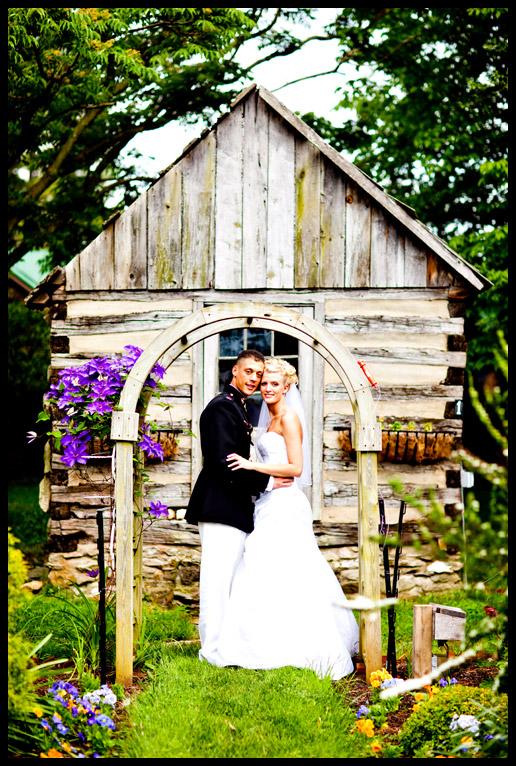 farmers delight wedding