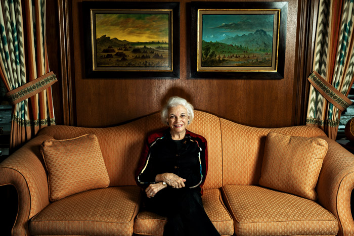 sandra day oconnor portrait
