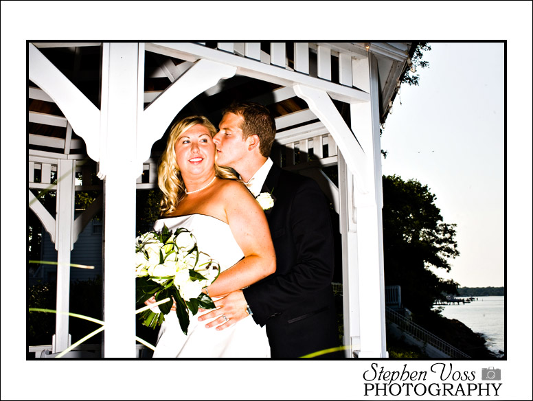 celebrations at the bay wedding