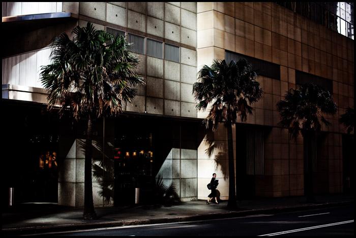 sydney australia street scene