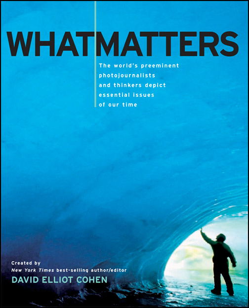 what matters book